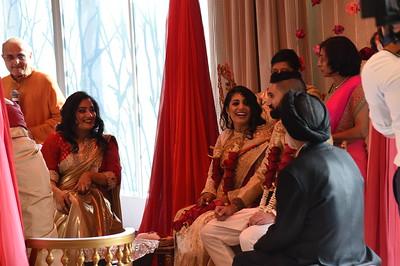 3-26-2016 Punam & Pavit Hindu Ceremony