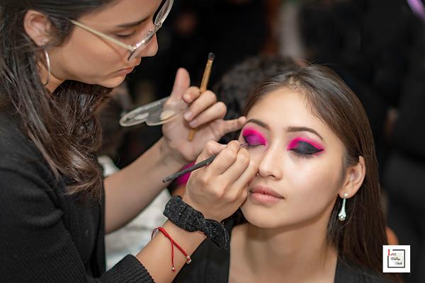 Model Jackie Liu