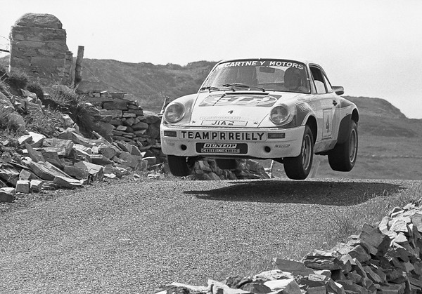 Donegal Rally 1977