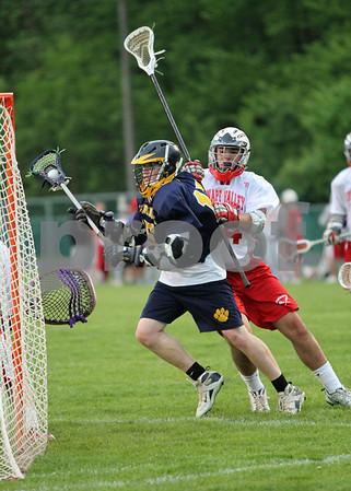 Lenape Valley vs Pequannock Boys Varsity Lacrosse