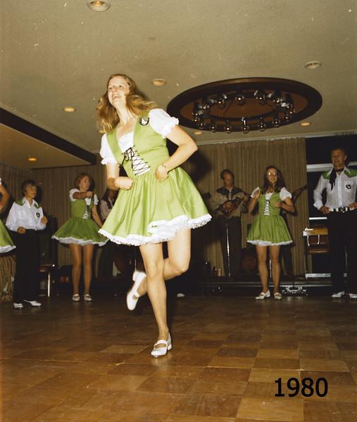 Sherri performing