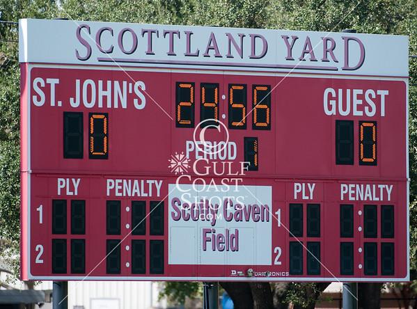 2010-10-16 Field Hockey JV1 St. Andrews @ St. John's