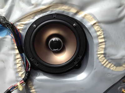 CR-V Speaker Installations