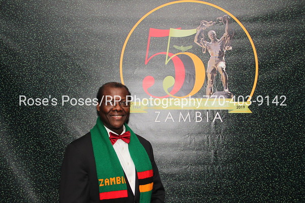 Zambia Proud 55 Years of Freedom & Peace
