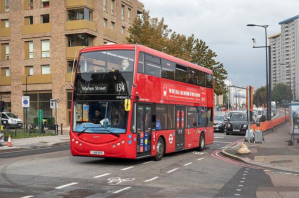 14th Ocober 2020: London and Birmingham