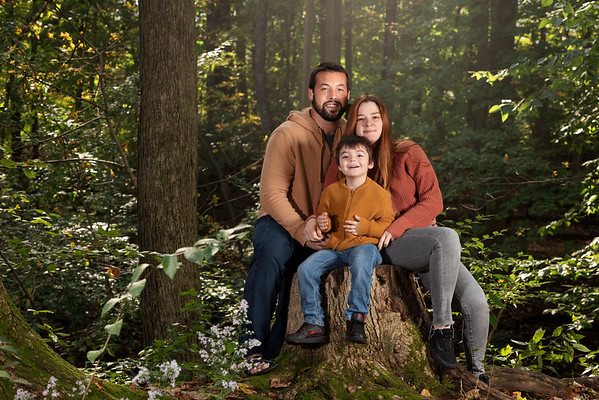 2021 Fall Family Photos