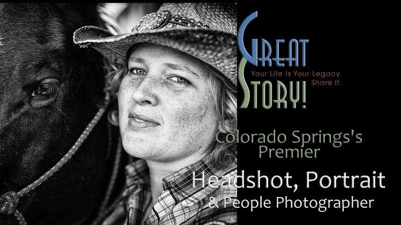 Premier Professional Headshot, Portrait and People Photographer in Colorado Springs, Colorado