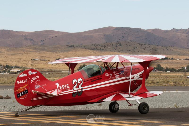 Black Hawk, Race 33