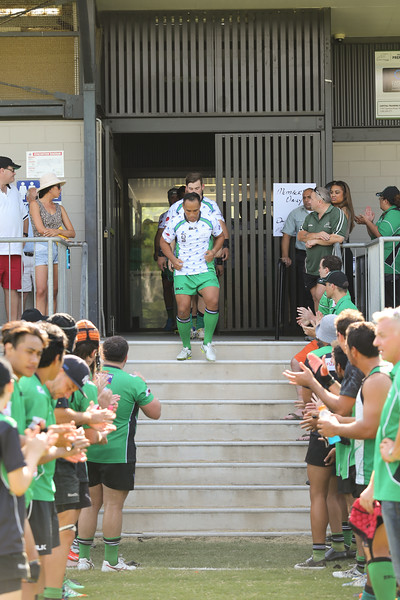 Sunnybank Premier Rugby - 2015