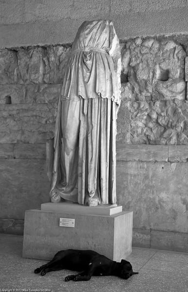 Agora. The Stoa of Attalos.