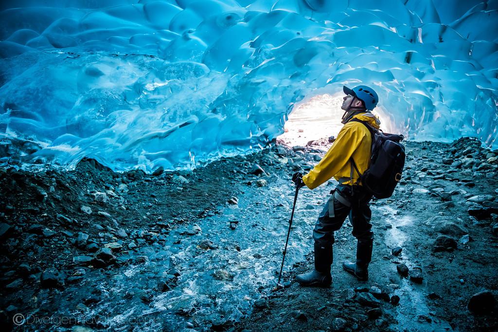 Mendenhall Ice Caves Juneau Alaska Divergent Travelers