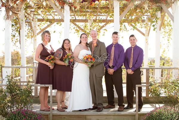 Wedding Party - Stephanie and Scott