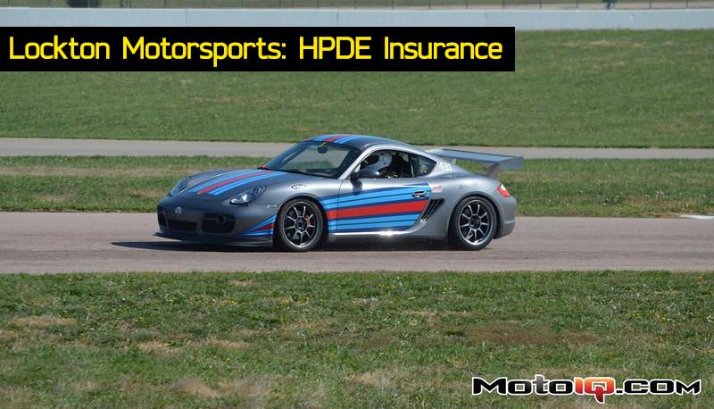 Lockton Motorsports Cayman R