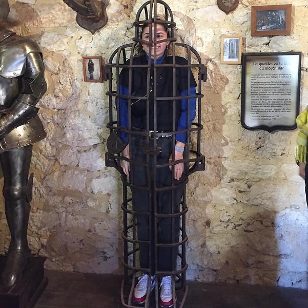 So many competing entertainment options at the old troglodyte Maison. #fire #medievalweapons #weaseltaxidermy #dangerousstaircases #cupboardtostoredeadlymushrooms #stonysunbathing #danceroom #itsallfunandgamestillyoulosethekey