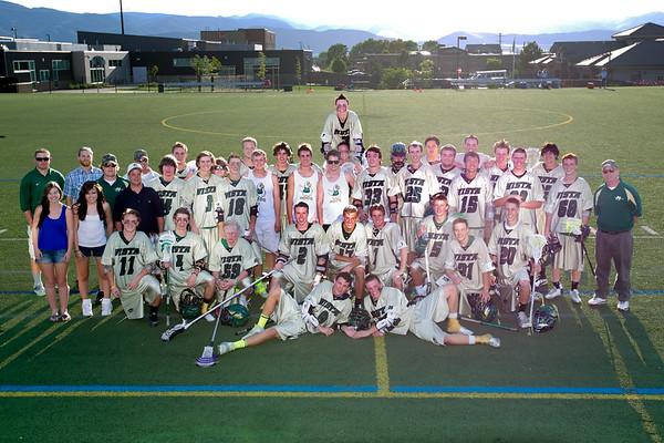 2012-05-04 Varsity Playoff Team