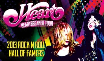 """Heart """"Heartbreaker"""" VIP"""