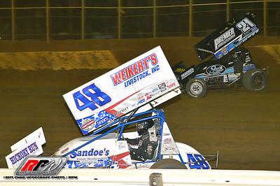 Lincoln Speedway - 10/7/17 - Chad Updegraff