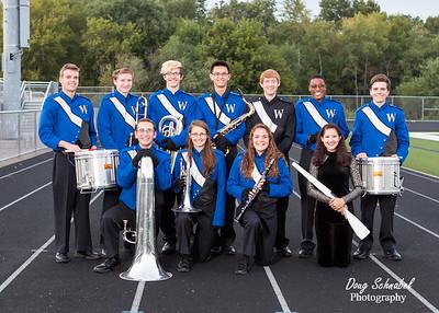 Woodbury HS Marching Band (2015)