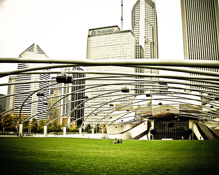 Great Lawn, Millenium Park