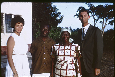 Trip to Africa - 1966