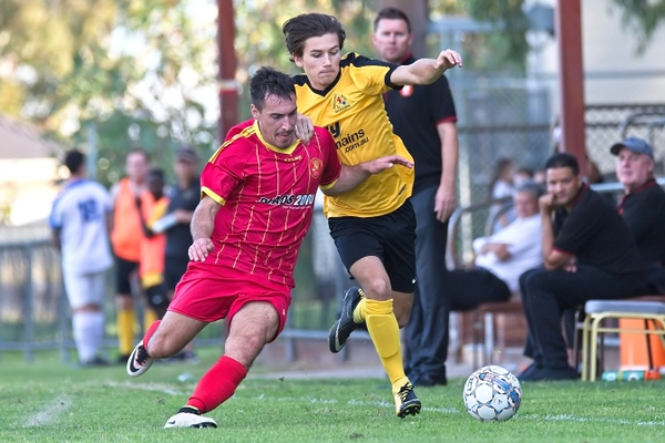 Stirling Lions FC v Forrestfield United SC