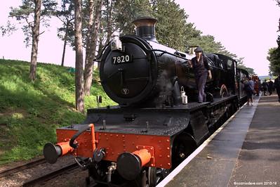 Steam Trains Slideshow 2