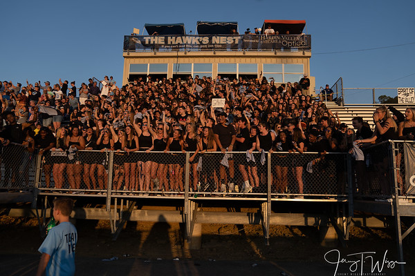 9-6-19 Hawks Nest - Science Hill game