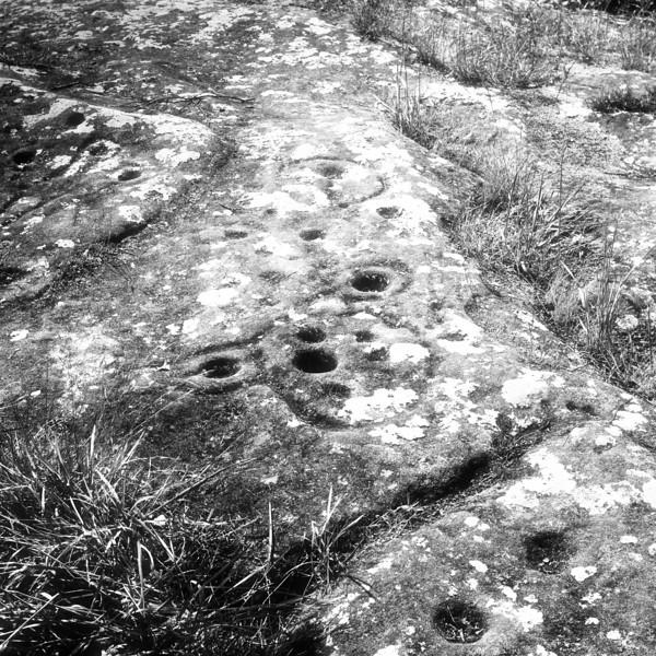 Routin Lin - prehistoric rock carvings