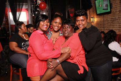 Chaquina's 30th Birthday Celebration