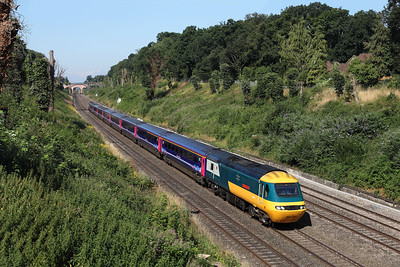 GW Main Line - Paddington - Swindon (MLN1)