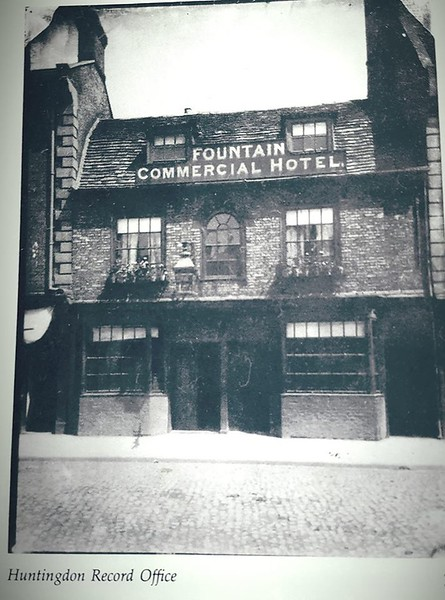 Commercial Hotel, Market Hill