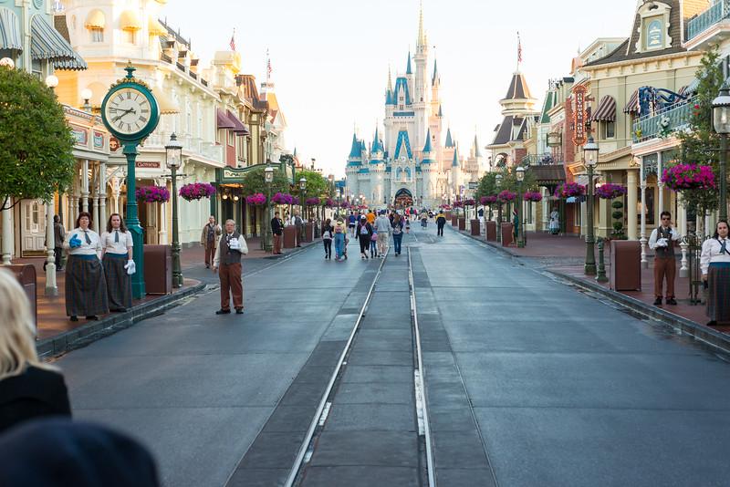 Cinderella Castle - Magic Kingdom Walt Disney World