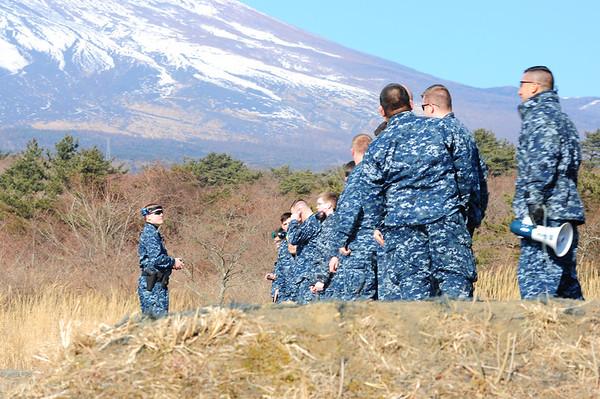 Mt fuji Range