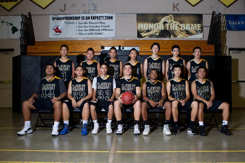 2012-13 Boys Varsity Basketball
