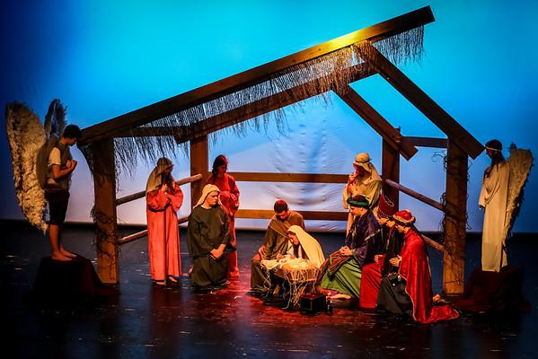 Living Nativity 2013