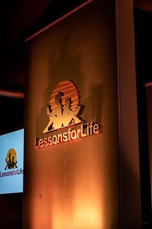 Lessons For LIfe Gala Dinner 2018