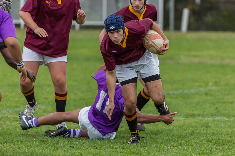 Rugby 19G vs. Retreat