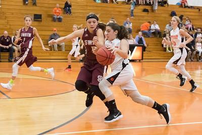 2017-18 Girl's Basketball