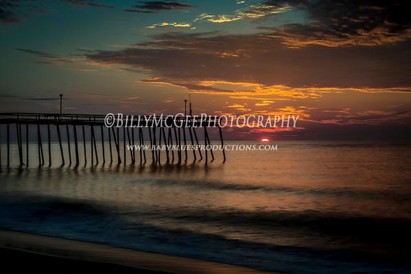 Ocean City Landscape - 11 Aug 2013