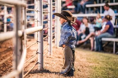 Wynnewood OK Ranch Rodeo 7-7-16