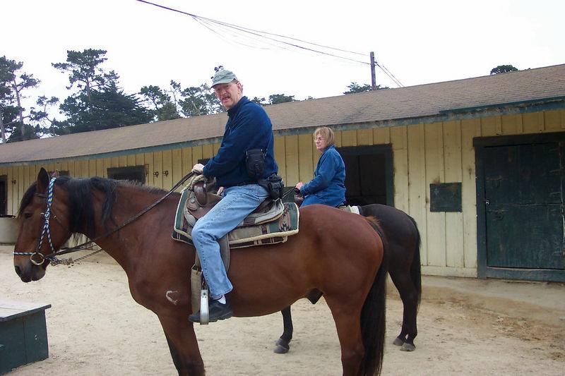 dad on his big horse.jpg