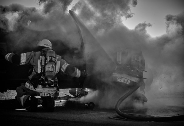 Fire Service Photography