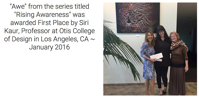 Awarded First Place - Lexus Show 2016