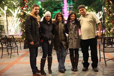 Kaur Family visit to the Washington DC area