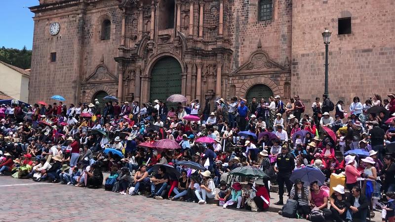 Carnaval Abanquino, Cusco, Peru