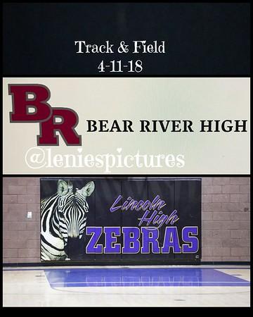 Lincoln Vs Bear River 4-11-18