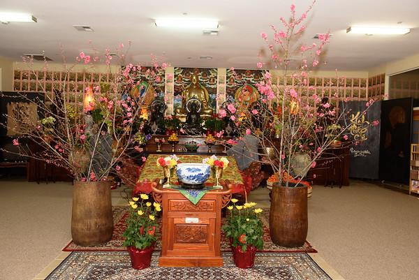 2018 Feb 16 Giao Thua Chua Tam Tu