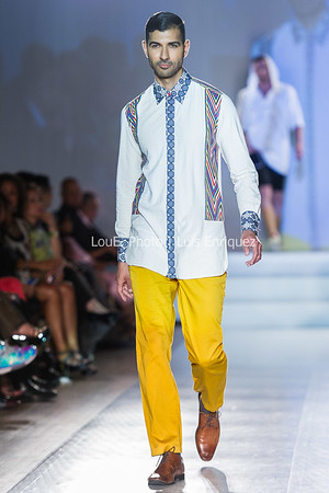 Jinggo Inoncillo | Canada Philippine Fashion Week | The Royal York