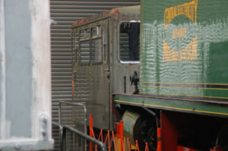BD 3707 - Chasewater Railway - 10 September 2017