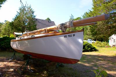 1972 Marshall 22 Catboat